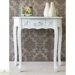 Limoges 1 Drawer Console Table_1