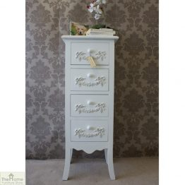 Limoges 4 Drawer Tallboy Chest_1