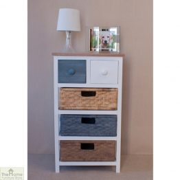 Camber 5 Drawer Tallboy Unit_1