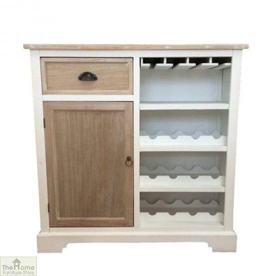 Cotswold Wine Rack Sideboard