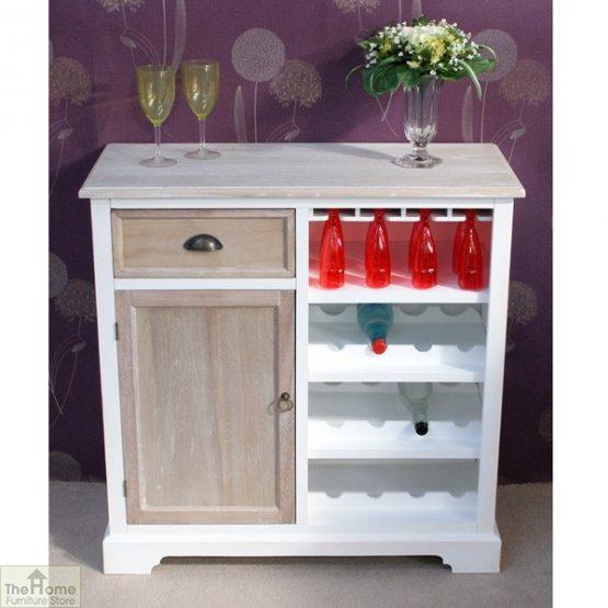 Cotswold Wine Rack Sideboard_1