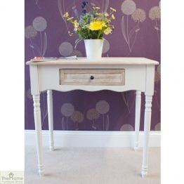 Cotswold 1 Drawer Console Table_1