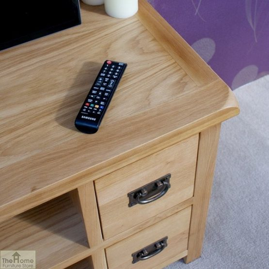 Farmhouse 4 Drawer TV Unit_4