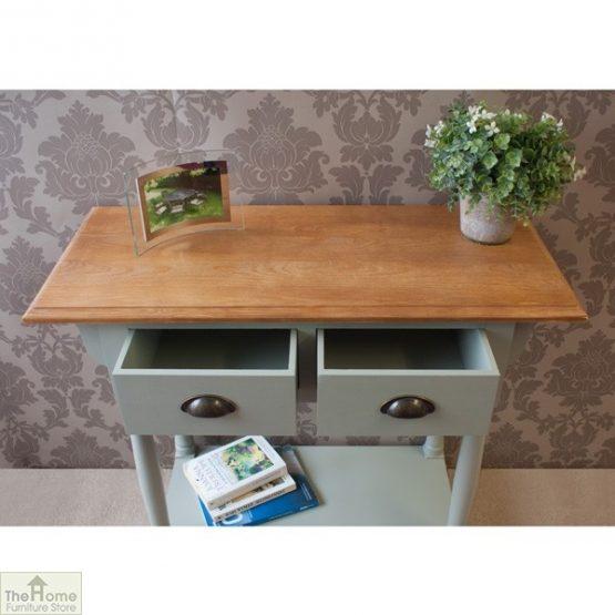 Casamoré Henley 2 Drawer Console Table_11