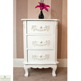 Limoges 3 Drawer Bedside Unit_1