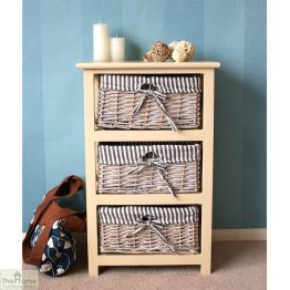 Selsey 3 Drawer Wicker Storage Unit_1