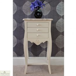Devon 3 Drawer Bedside Table_1