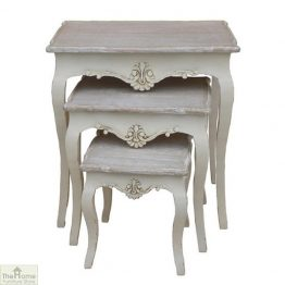 Devon Shabby Chic Nest of Tables