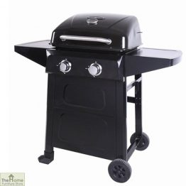 2 Burner Stainless Steel Gas BBQ