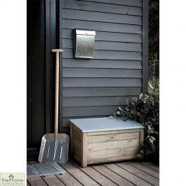 Outdoor Wooden Storage Box Unit_1