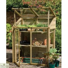 Mini Spacesaving Greenhouse