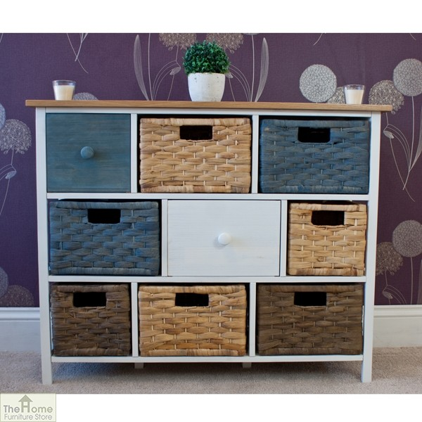 Camber 9 Drawer Storage Unit Amp The Home Furniture Store