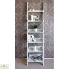 Gloucester Tall Narrow Ladder Shelf_1