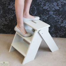 Casamoré Gloucester Folding Kitchen Steps