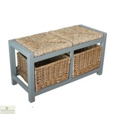Casamoré Gloucester 2 Seater Storage Bench
