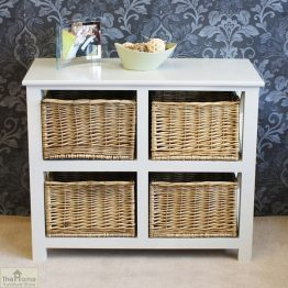 Gloucester Petite 4 Basket Storage Unit_1