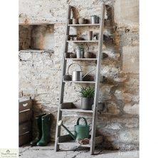 Aldsworth Wooden Shelf Ladder