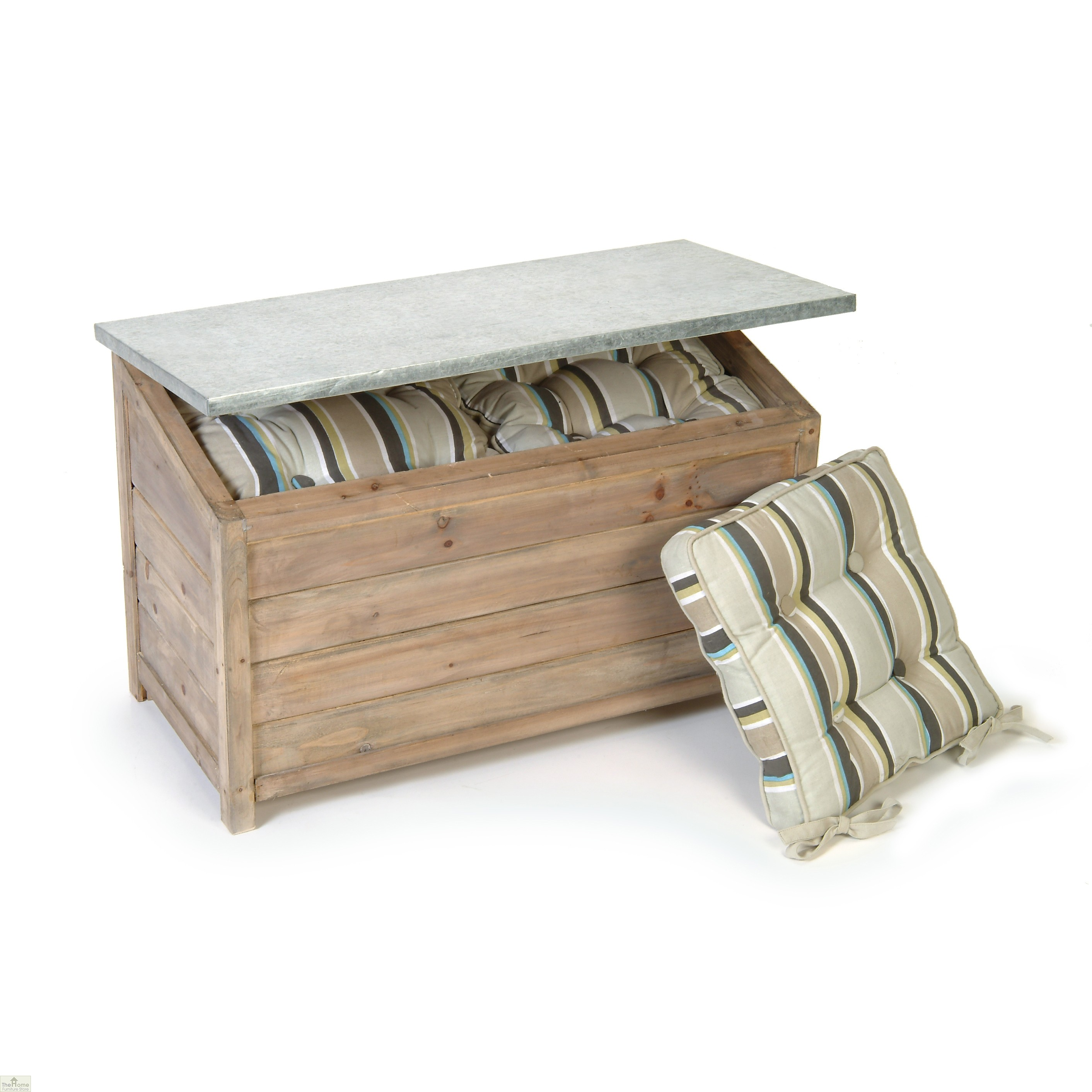 outdoor wooden storage box unit the home furniture store. Black Bedroom Furniture Sets. Home Design Ideas