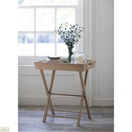 Raw Oak Butlers Table_1