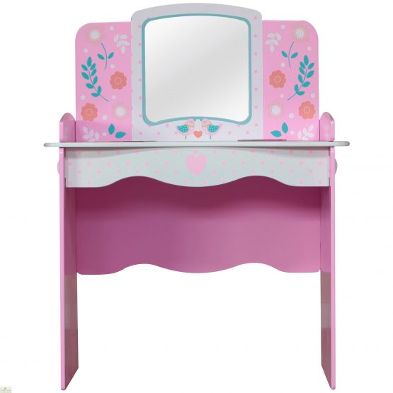 Country Cottage Dressing Table And Chair_3