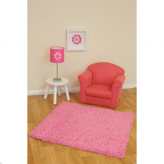 Childrens Mini Armchair Pink_3