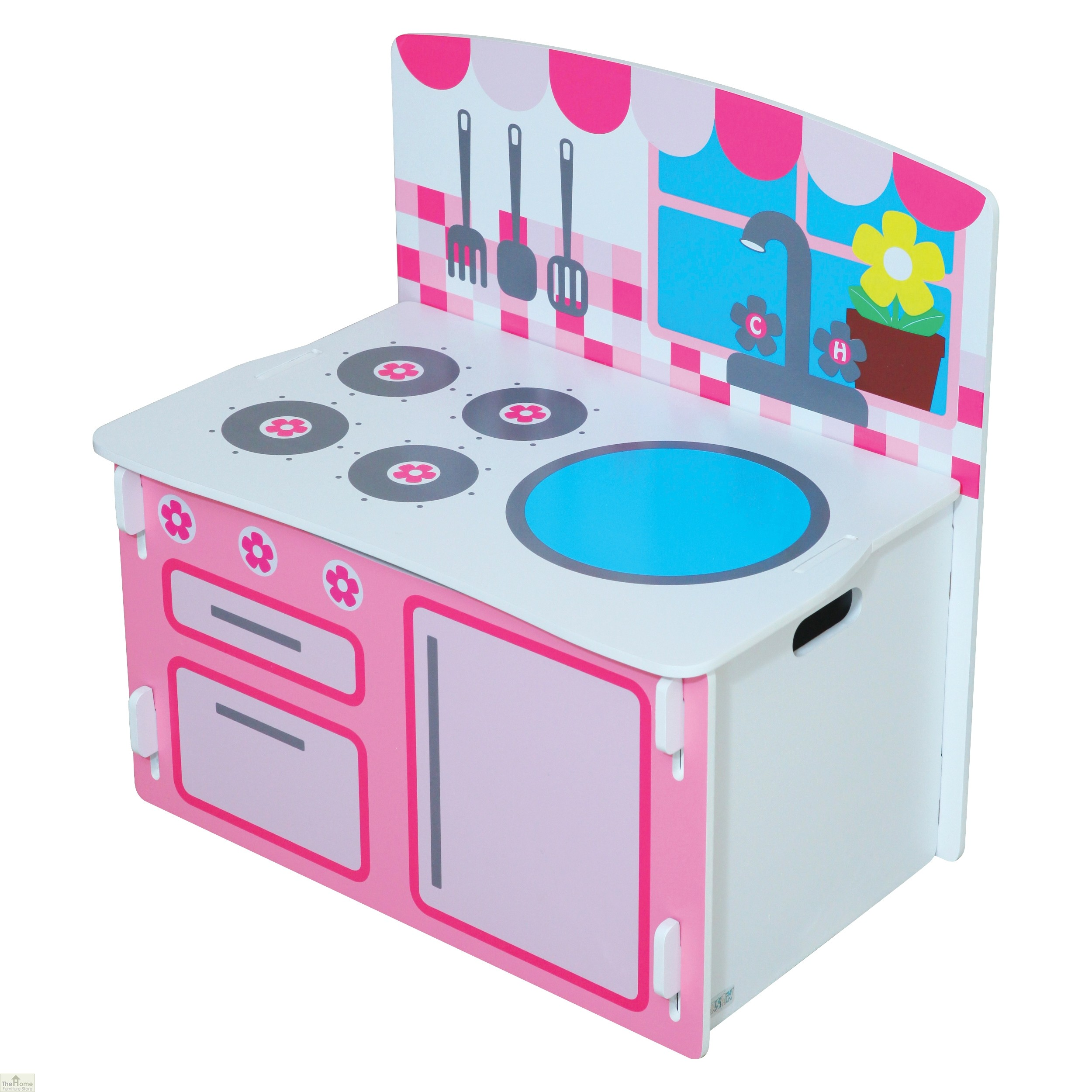 Childrens Kitchen Playbox | The Home Furniture Store