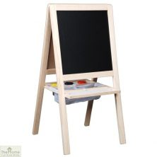 Junior Easel With Blackboard And Whiteboard