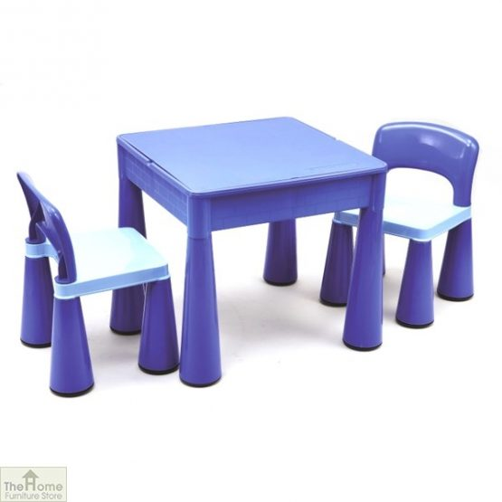 Multi Purpose 2 in 1 Play Table And Chairs