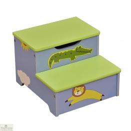 Childrens Safari Storage Step Up