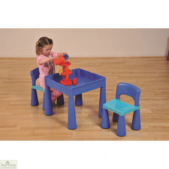 Multi Purpose 2 in 1 Play Table And Chairs_2