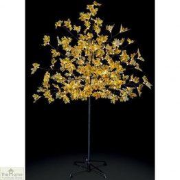 2.5m LED Maple Leaf Christmas Tree