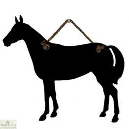 Horse Shaped Chalk Board