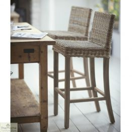 Rattan Tall Bar Stool_1