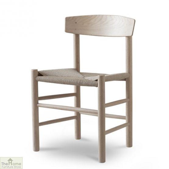 Raw Oak Dining Chair