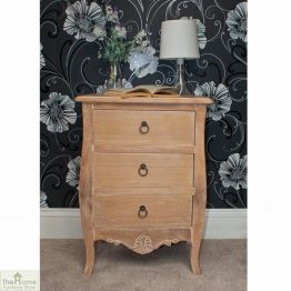 Casamoré Lyon 3 Drawer Bedside Chest_1