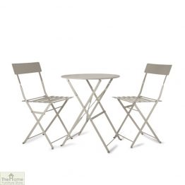 Small Round 2 Seater Bistro Set