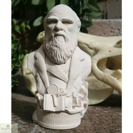 Charles Darwin Bust Ornament_1