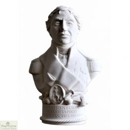 Lord Nelson Bust Ornament