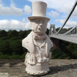 Brunel Bust Ornament_1