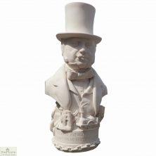 Brunel Bust Ornament