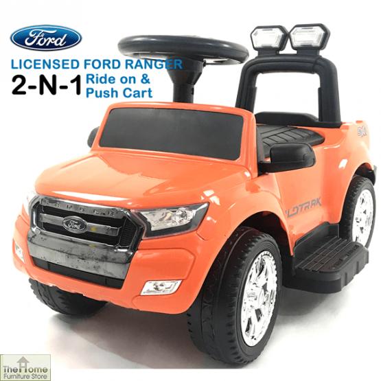 Ford Ranger Push Along Car_3