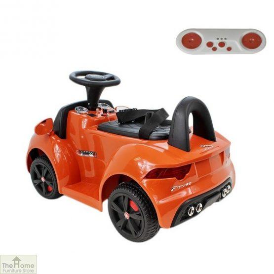 Jaguar 6v Ride on Car_3