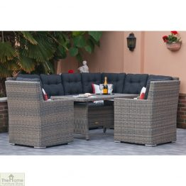 Casamoré Milan High Back Corner Dining Set_1