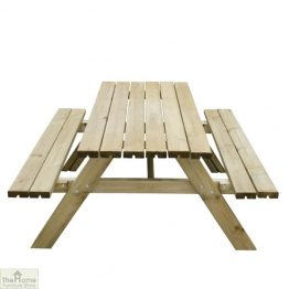 Large Rectangular Picnic Table_1