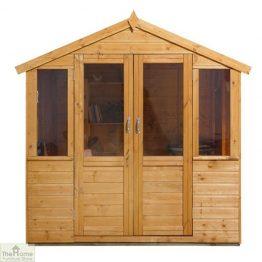 7 x 5 Wooden Summerhouse_1