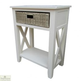 Casamoré Somerset 1 Drawer Telephone Table_1