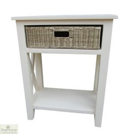 Casamoré Somerset 1 Drawer Telephone Table