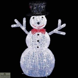 76cm LED Christmas Snowman