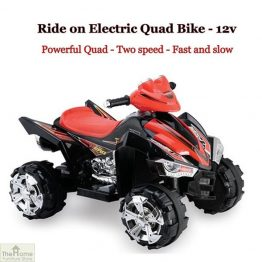 Predatour 12v Electric Ride on Quad Bike_1