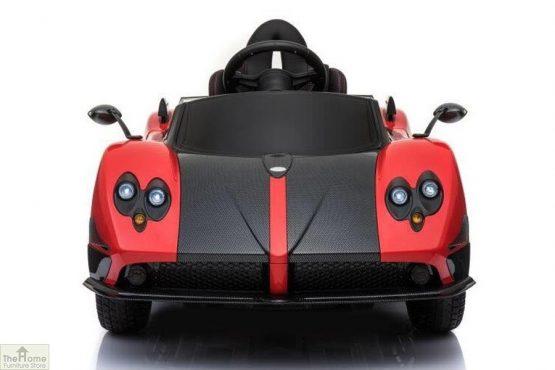 Licensed Pagani Zonda 12v Ride on Car_2